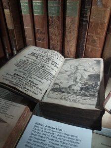 antiquarische Bücher auf der FBM